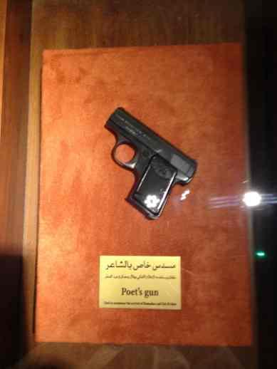 poet's gun